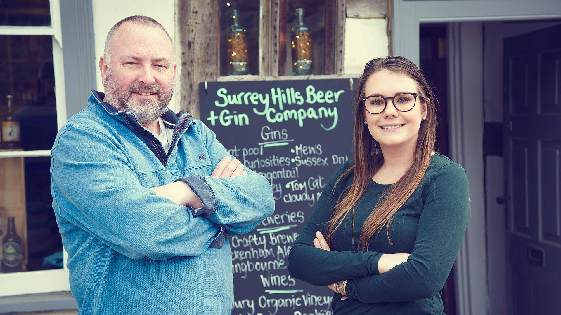 Image for Surrey Hills Beer and Gin Company